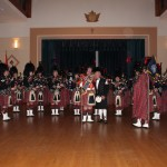 Me, with the Vancouver Police Pipe Band, celebrating its 100th Anniversary