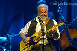 Jim Byrnes at the Blue Frog